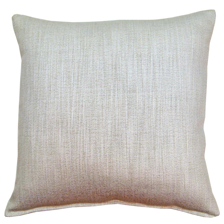 Luminous Frost Pillow