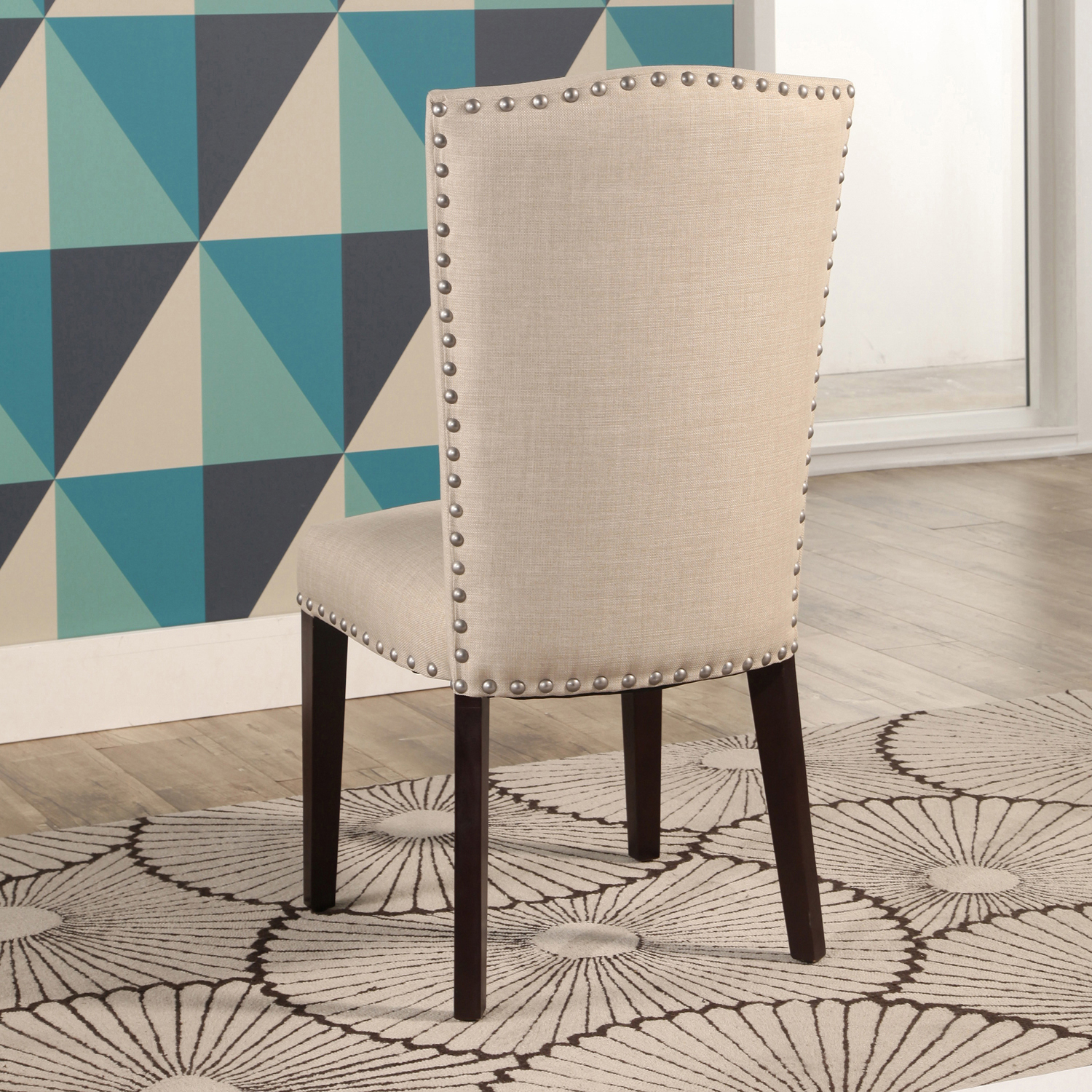 Michael Ivory Dining Chair
