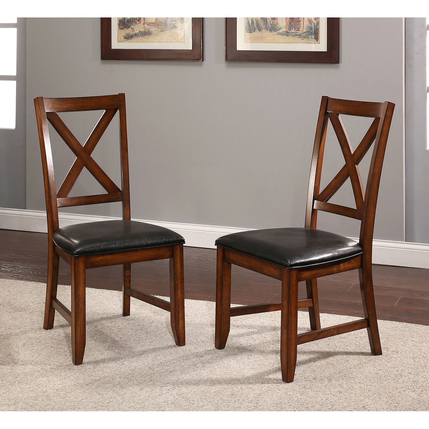 Basil Dining Chair Set of 2
