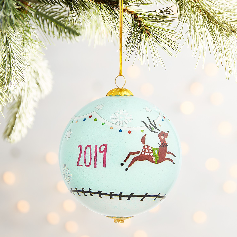Li Bien Baby's First Christmas Ornament