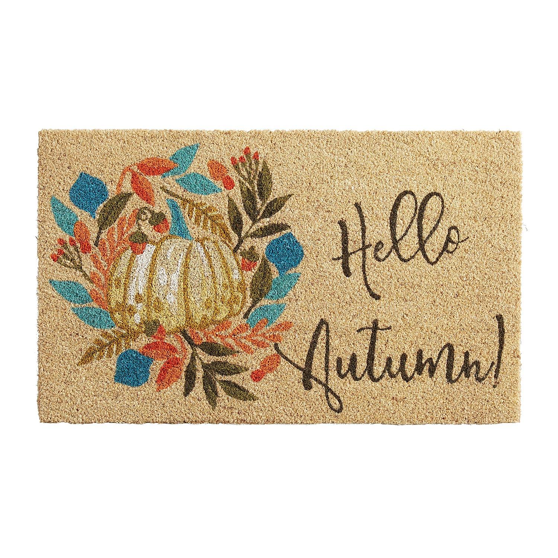 Hello Autumn Doormat