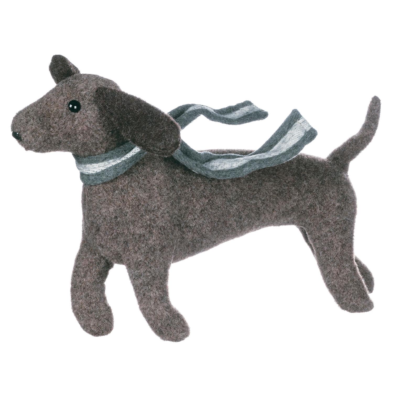 Tabletop Daper Dachshund Dog