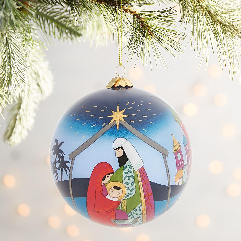 Li Bien Nativity Ornament
