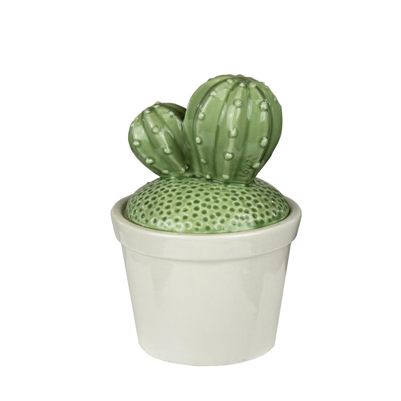 Small Ceramic Cactus