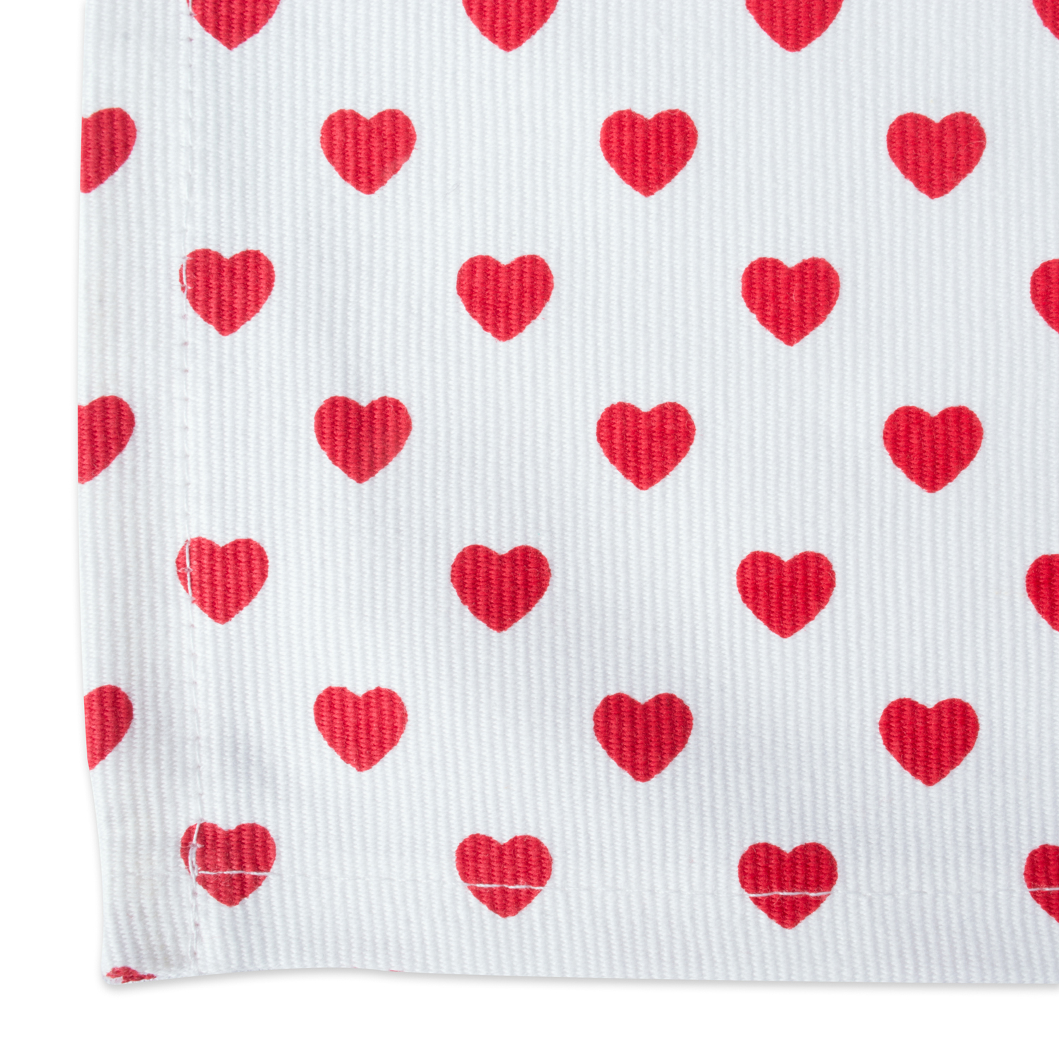 Valentine's Day Red Be Mine Placemat Set