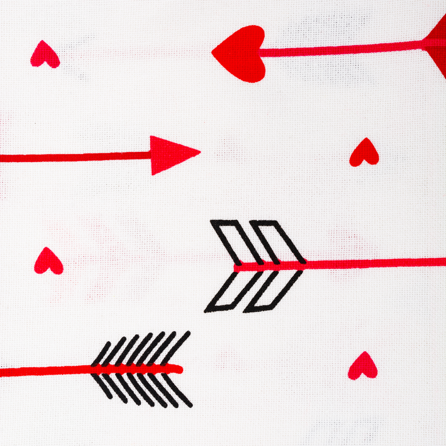 variation thumbnail of Valentine's Day Cupids Arrows Tea Towel Set