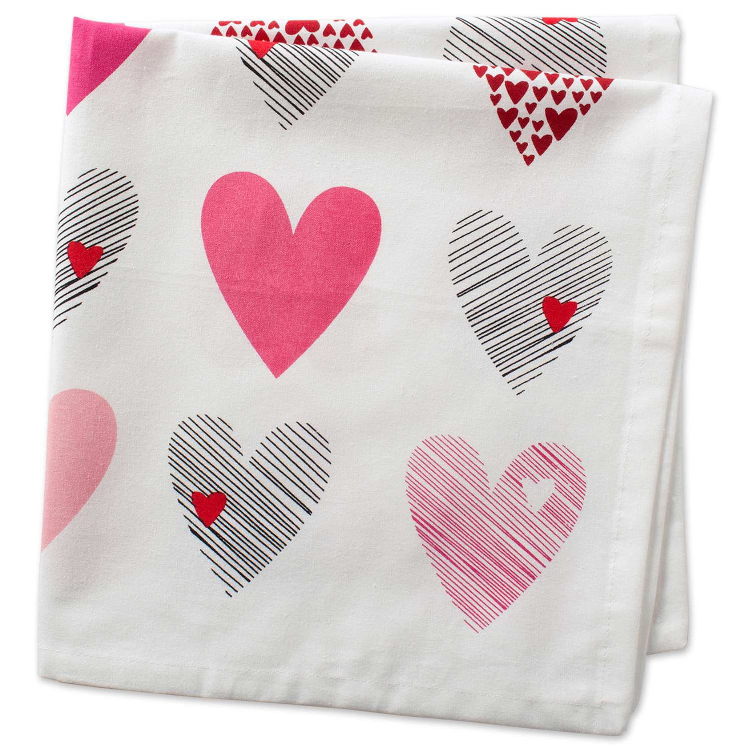 variation thumbnail of Valentine's Day Lots Of Love Napkin Set 6