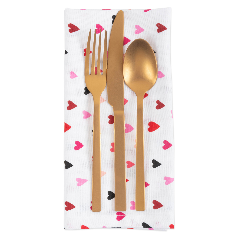 Valentine's Day Sending Love Napkin Set 6