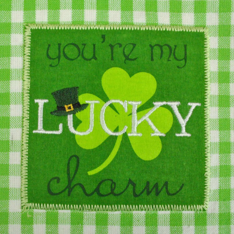 St. Patrick's Day Kiss Me I'm Irish Tea Towel Set