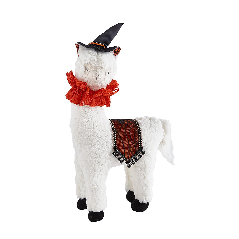 Felt Halloween Llama