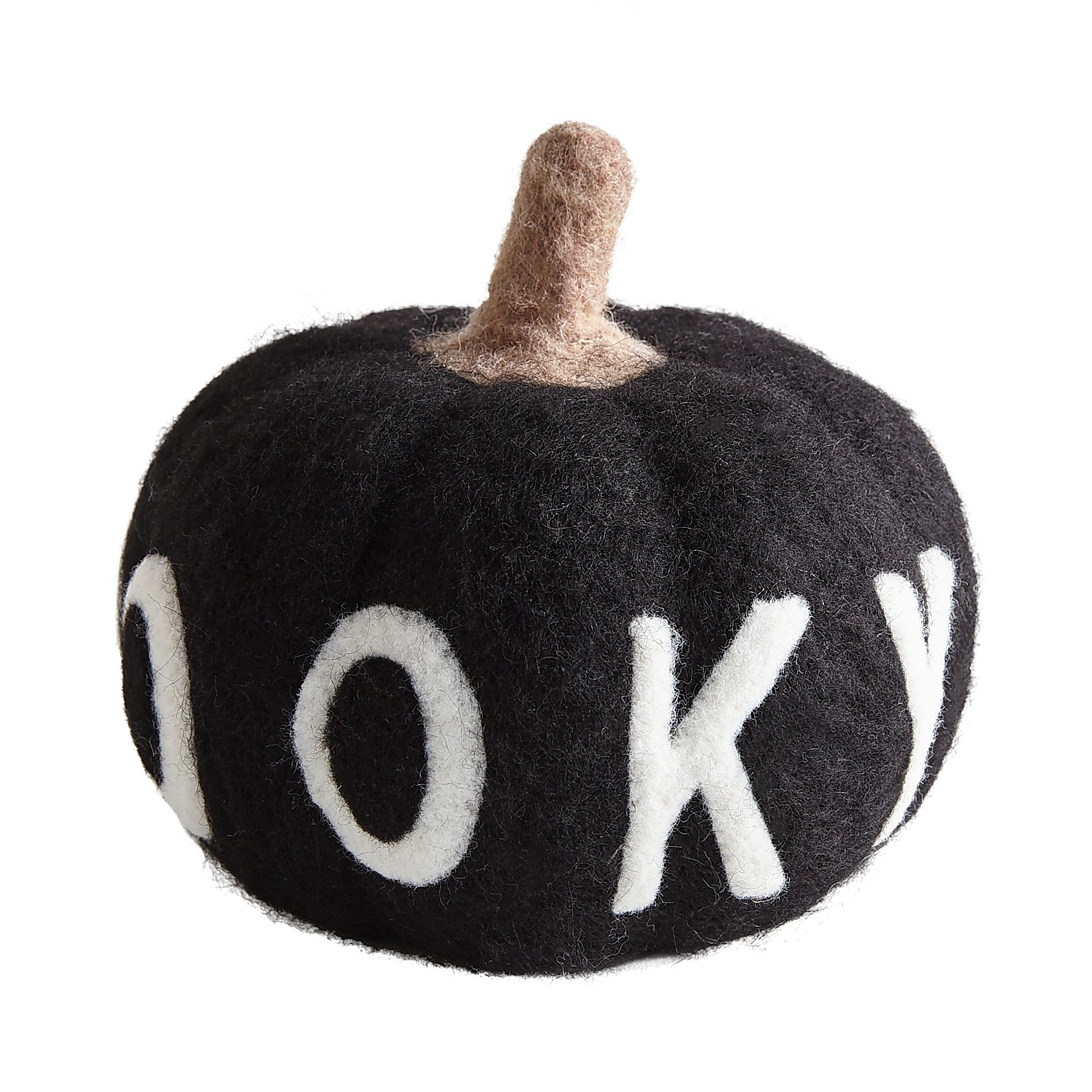 variation thumbnail of SPOOKY Felt Pumpkin