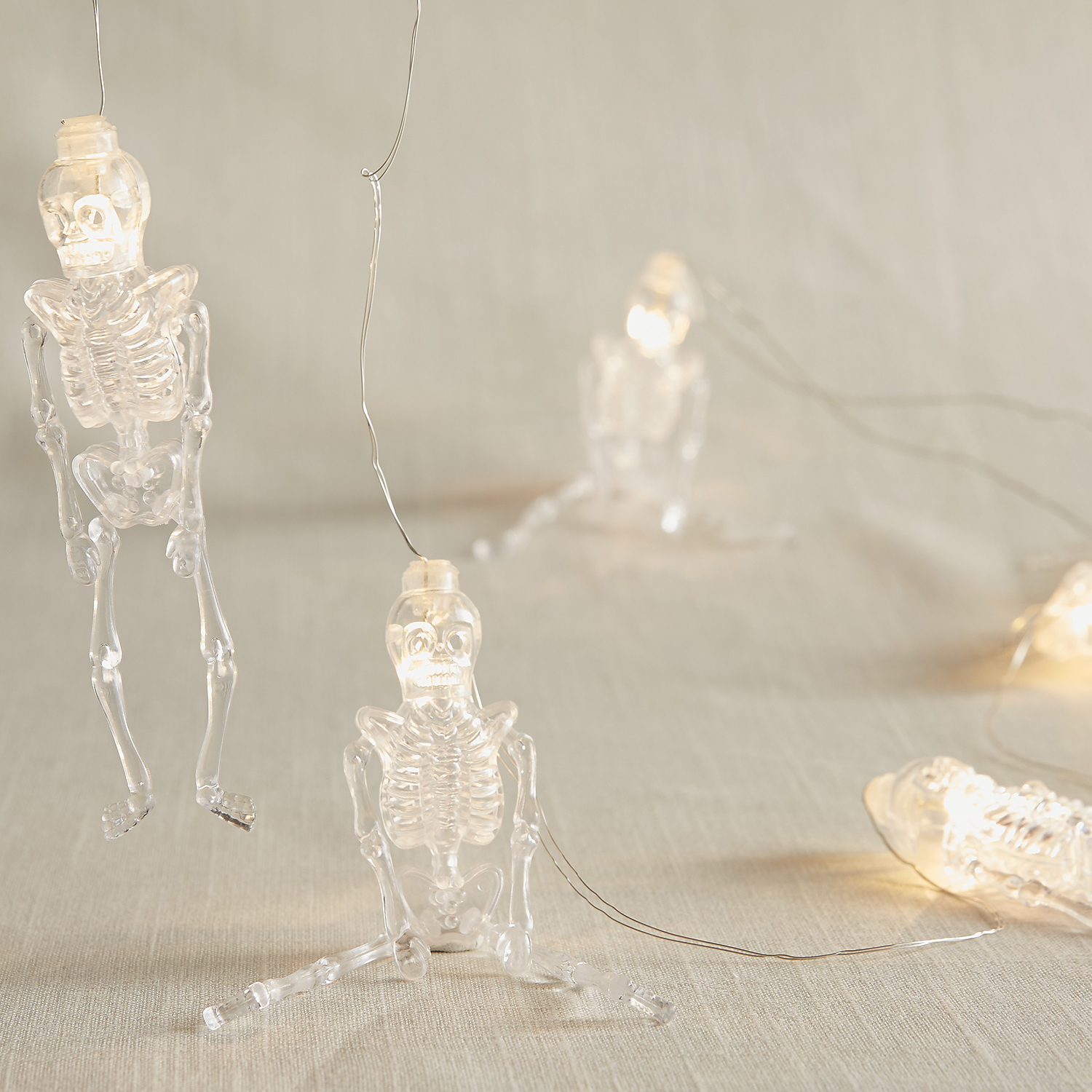 Skeleton 10' LED Glimmer Strings®