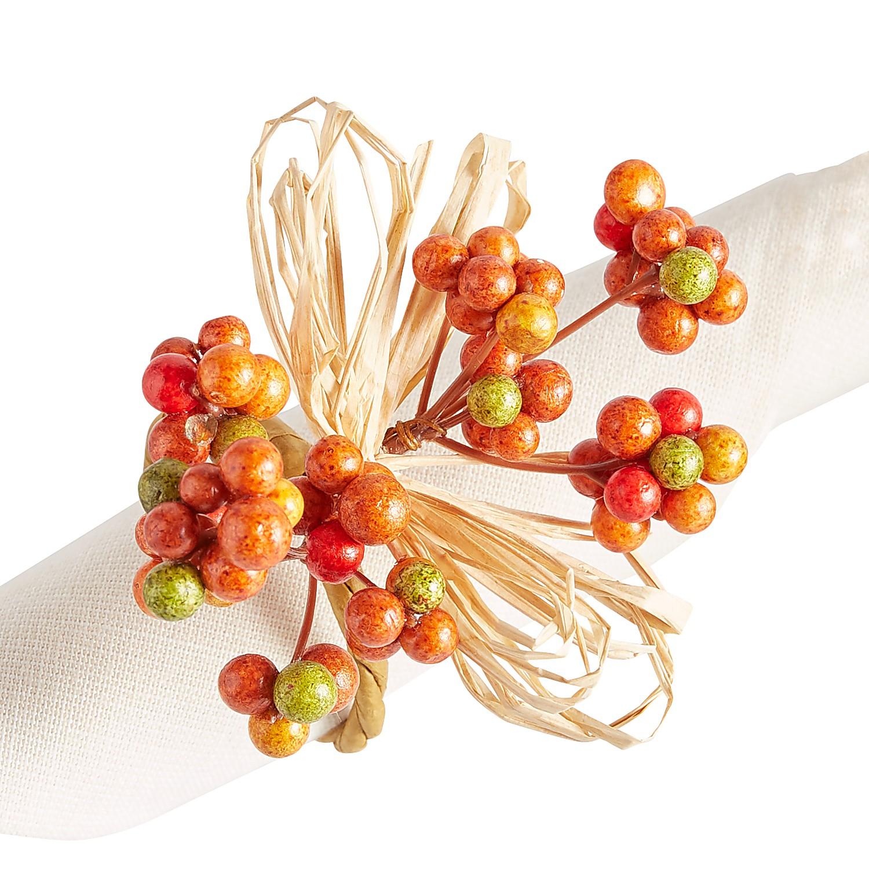 Wild Berries Napkin Ring