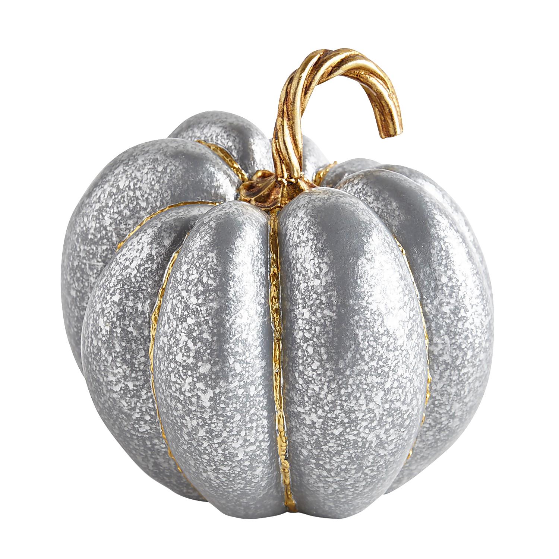 Galvanized Pumpkin
