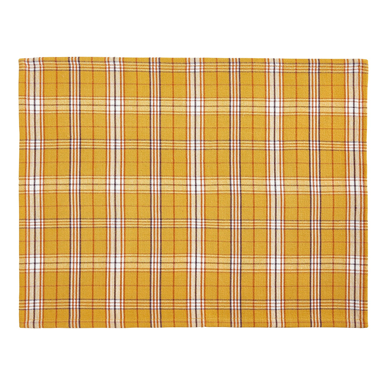 Field Plaid Placemat