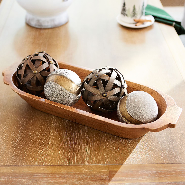 Studded Decorative Sphere