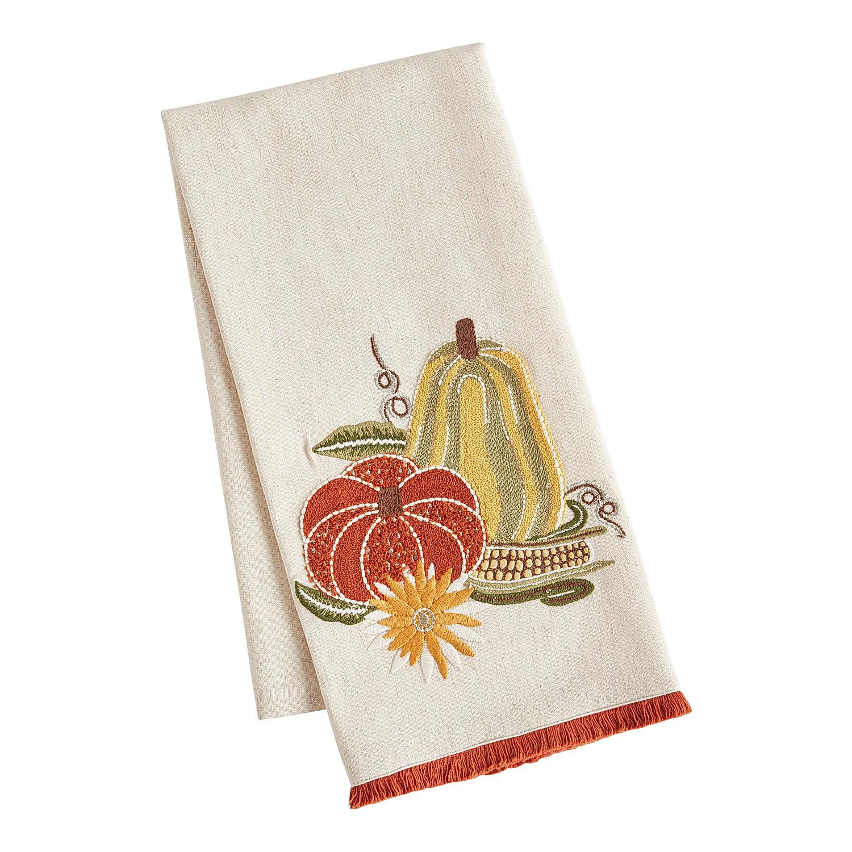 Gourds Tea Towel