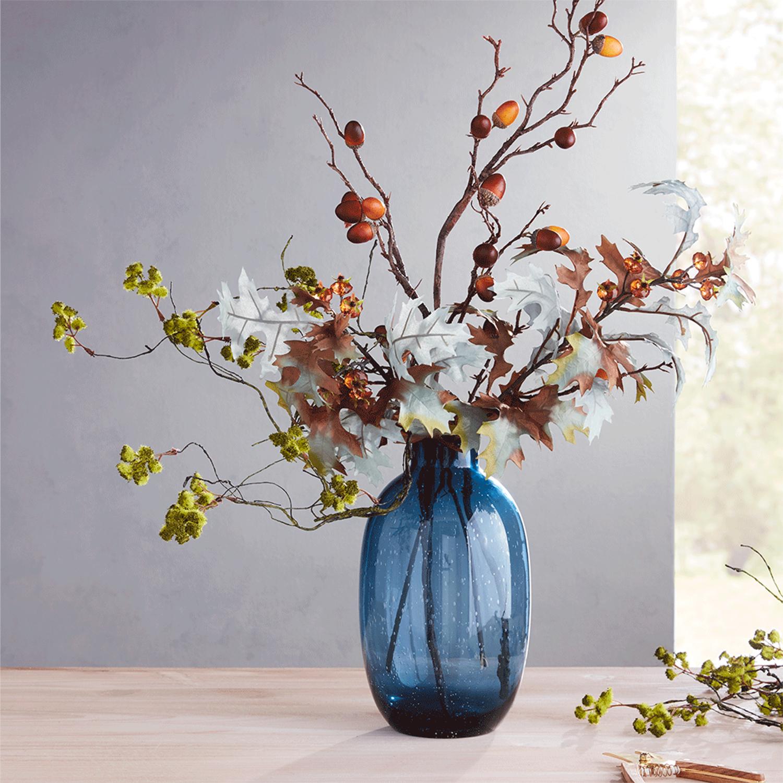 Fall Faux Acorn Branch