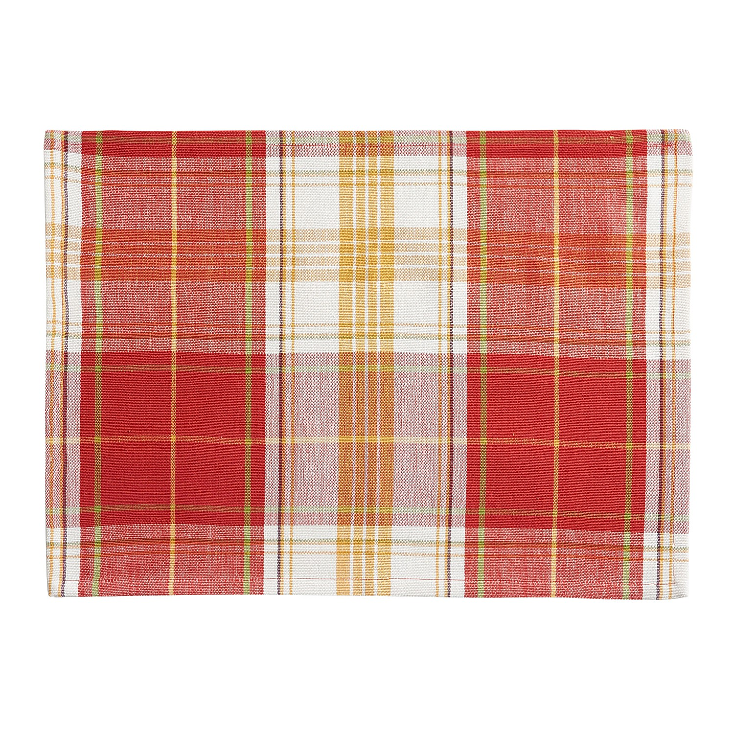 Orchard Plaid Placemat
