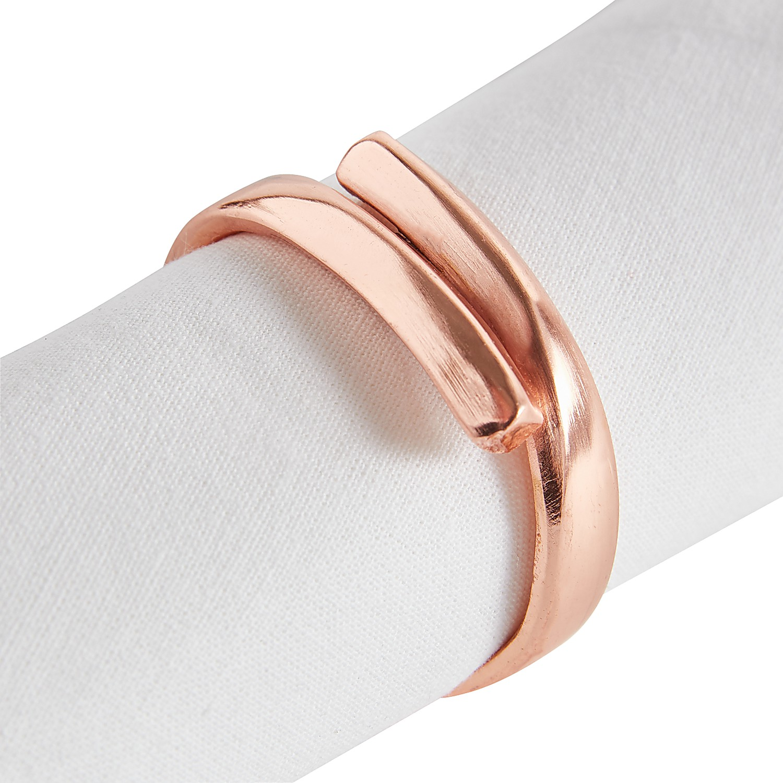Copper Band Napkin Ring