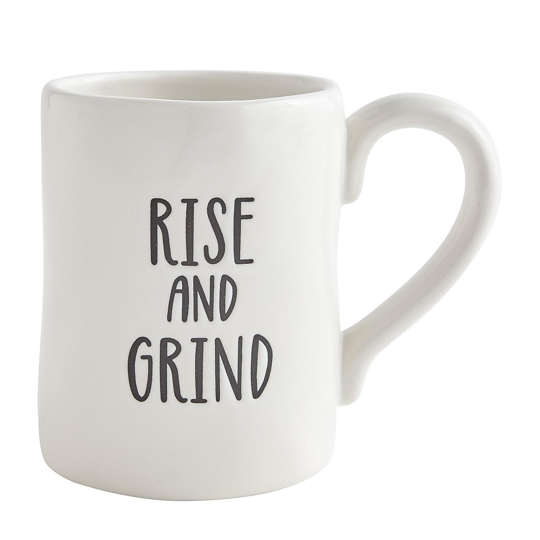 Rise & Grind Mug