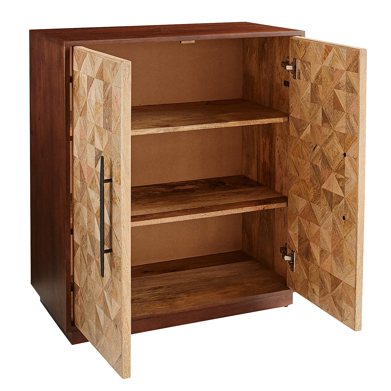 Parquet Cabinet