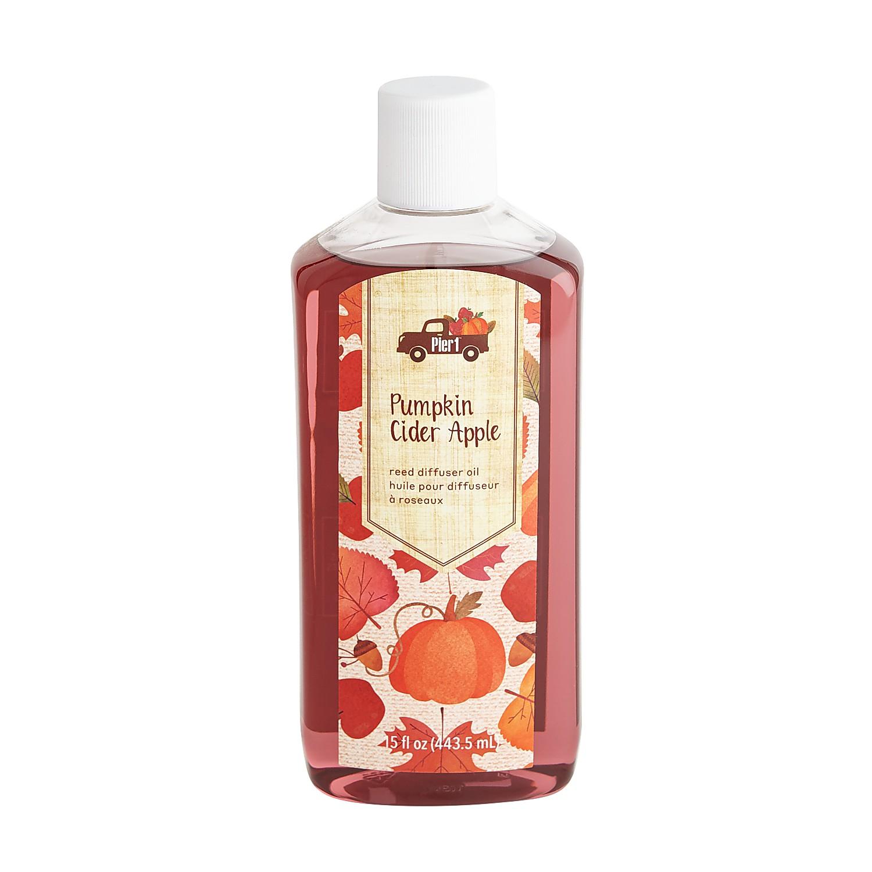 Pumpkin Cider Apple Reed Diffuser Oil Refill