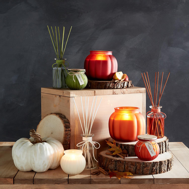 Pumpkin Woods Reed Diffuser