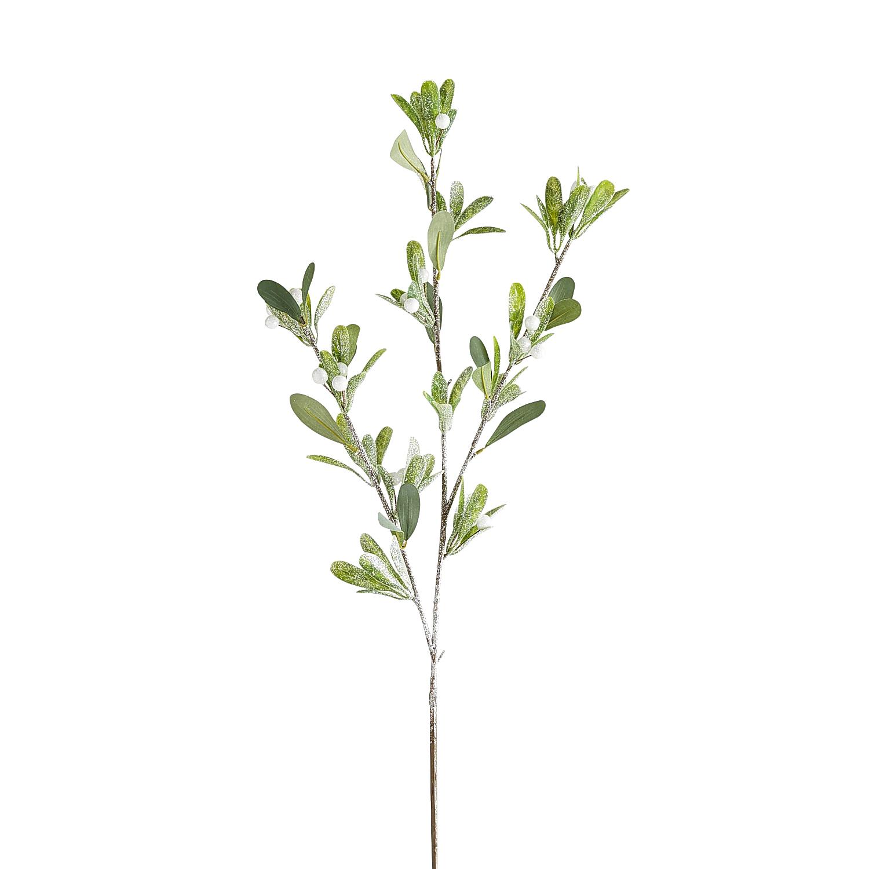 Faux Mistletoe Stem