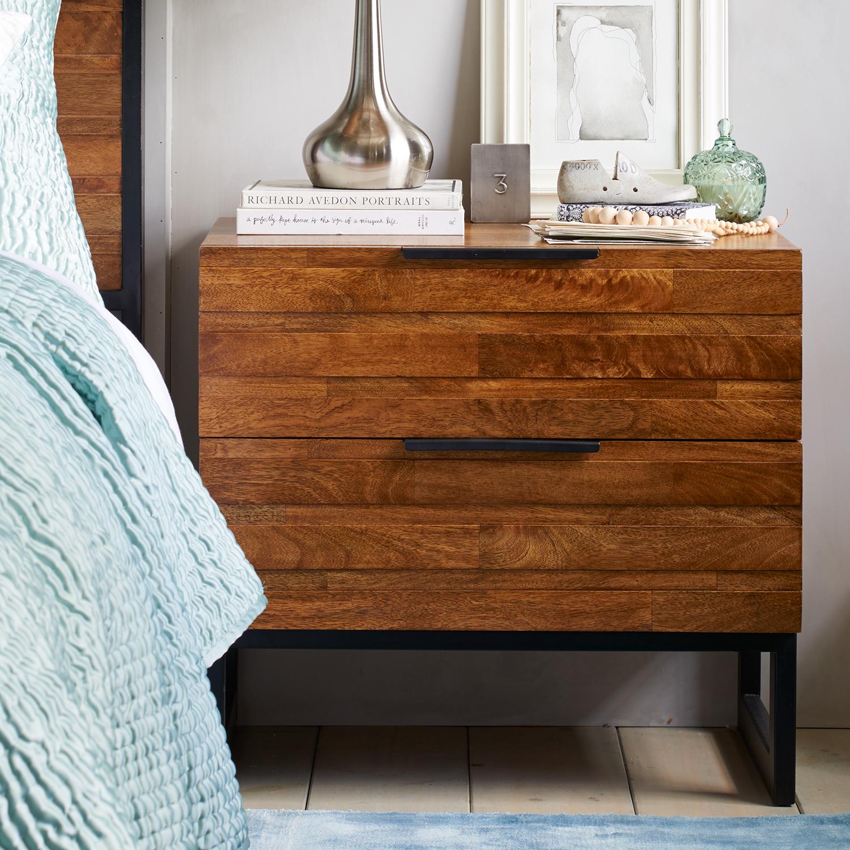 Pierce Java Bedside Chest