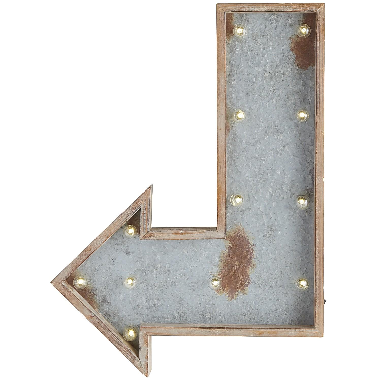 LED Marquee Arrow