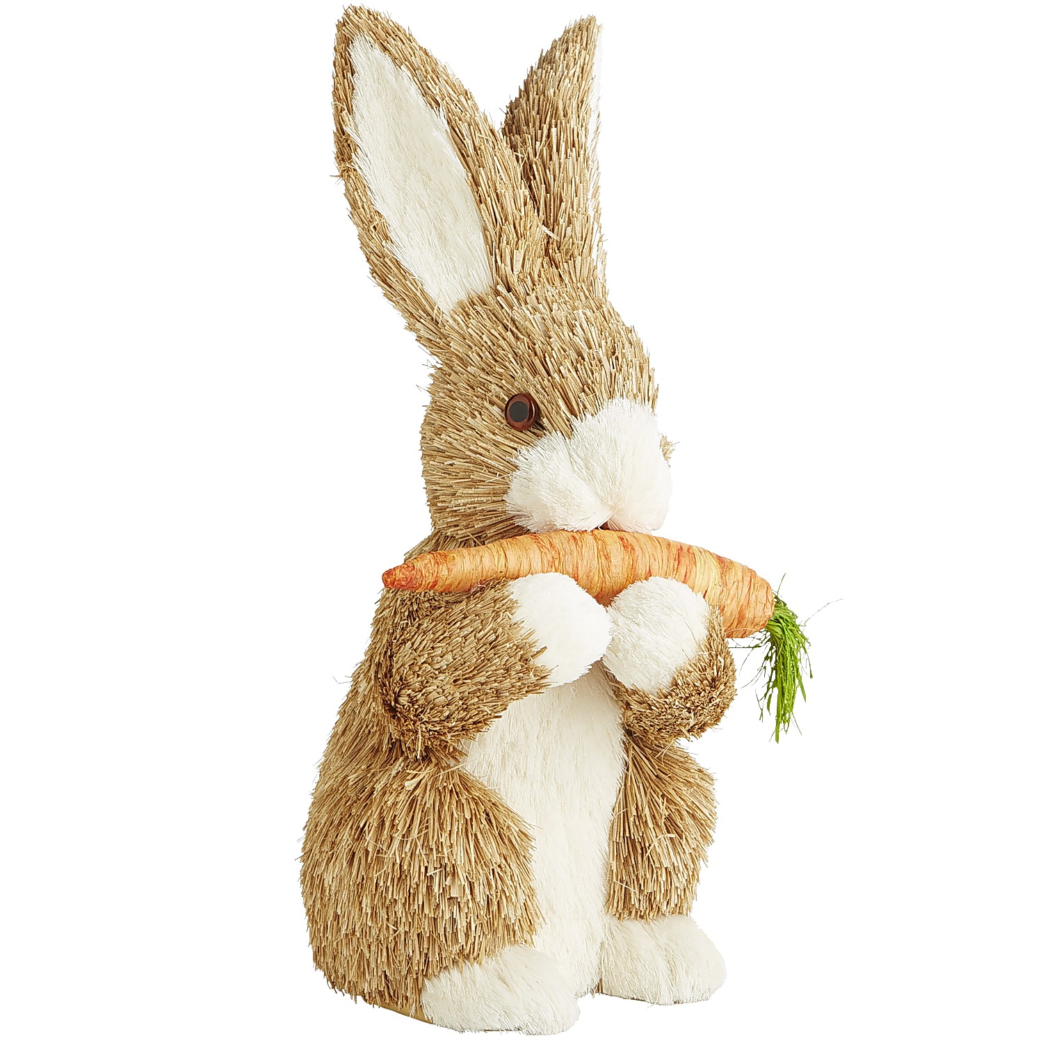 Natural Bunny with Carrot