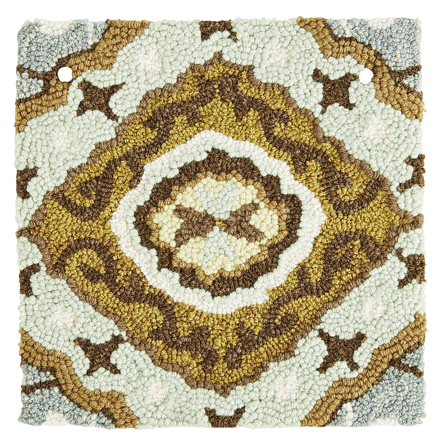 Diamond Rug Swatch - Mineral