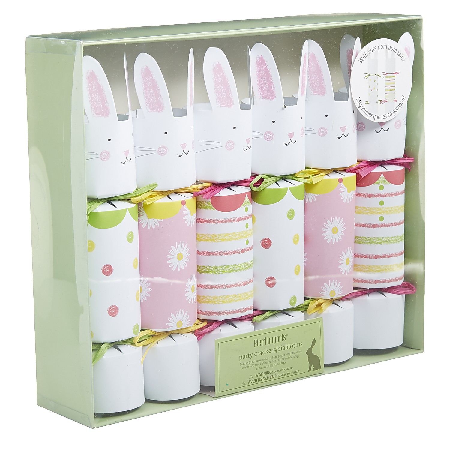Easter Bunny Party Crackers