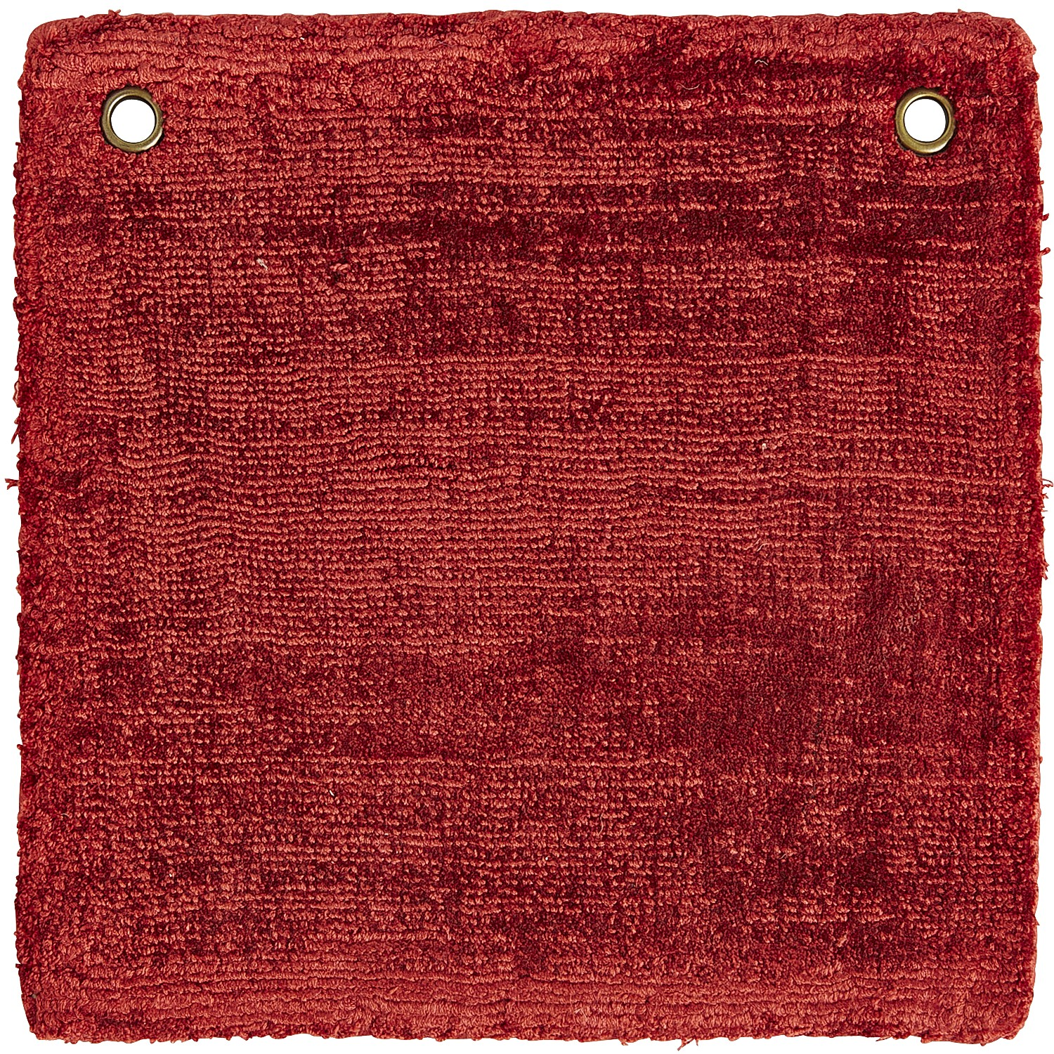 Luxe Rug Swatch - Red