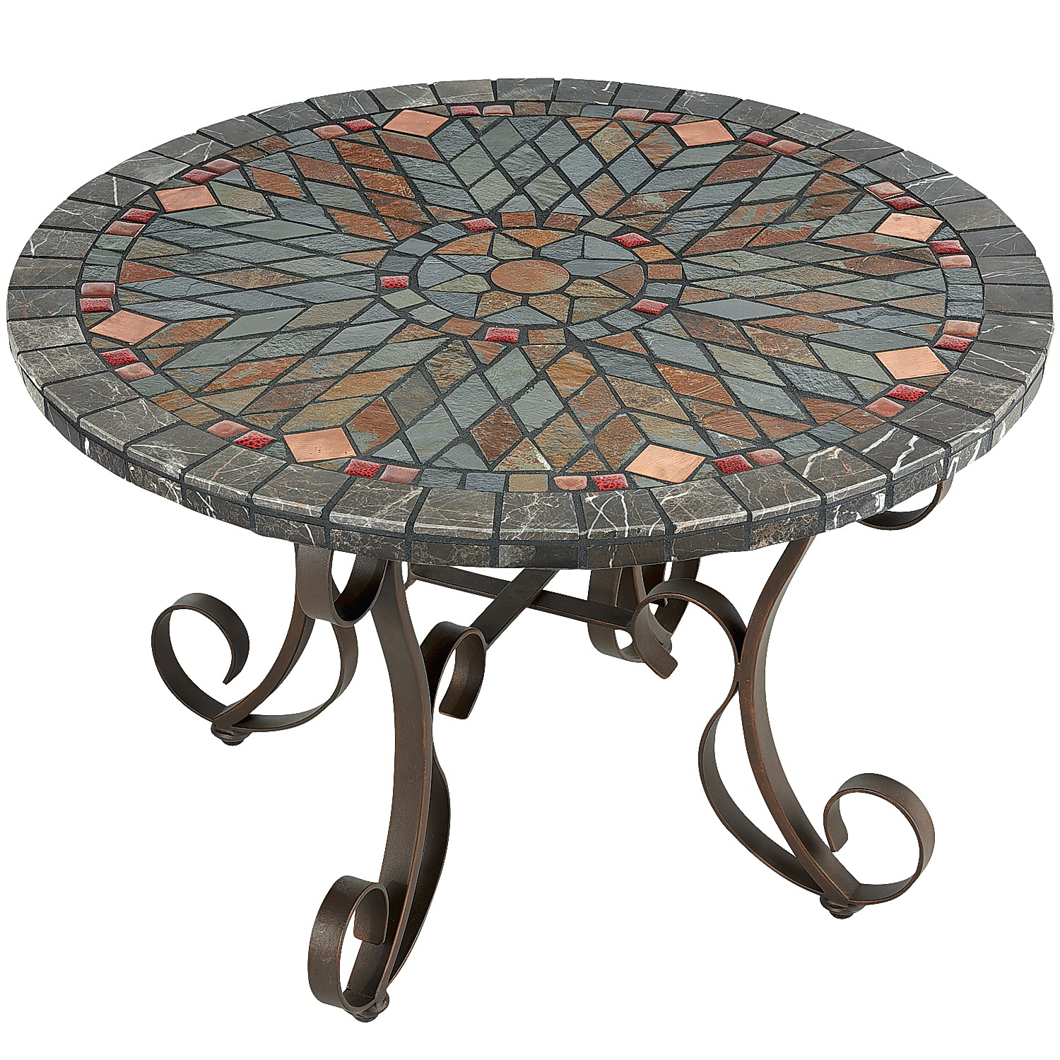 variation thumbnail of Verazze Mosaic Coffee Table