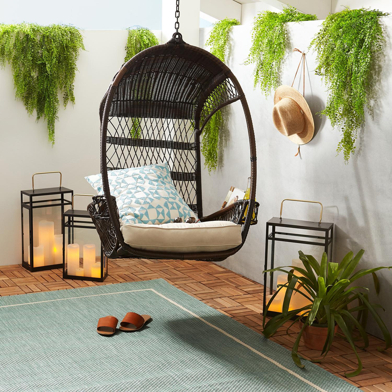 Swingasan® Mocha Hanging Chair