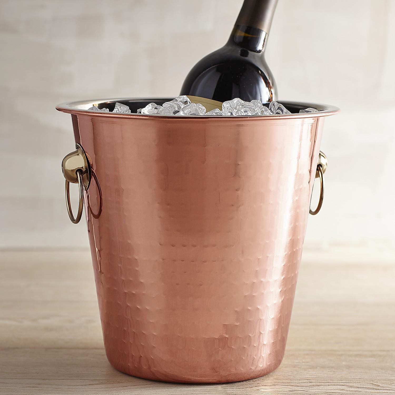 Hammered Wine Chiller