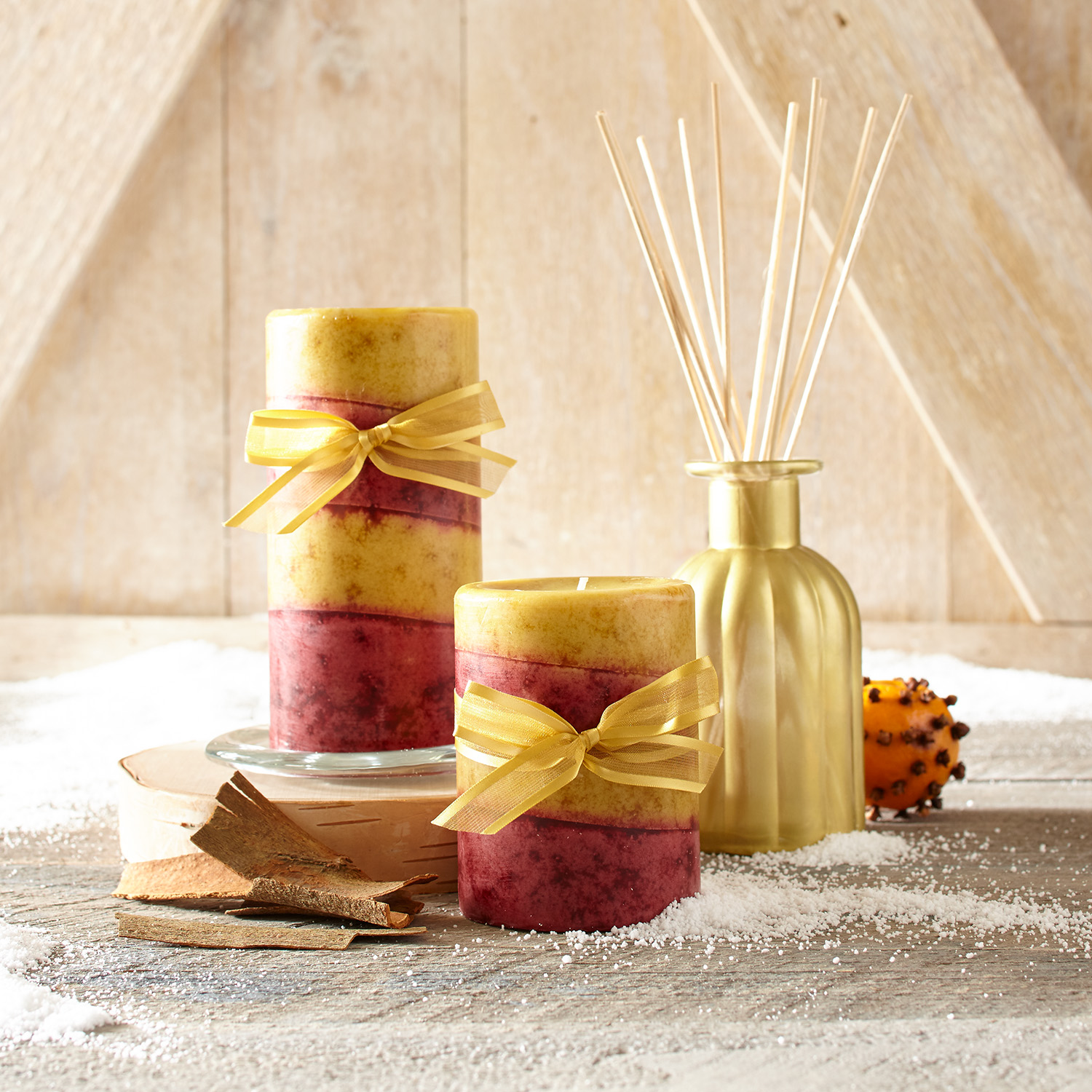 Holiday Spice Reed Diffuser