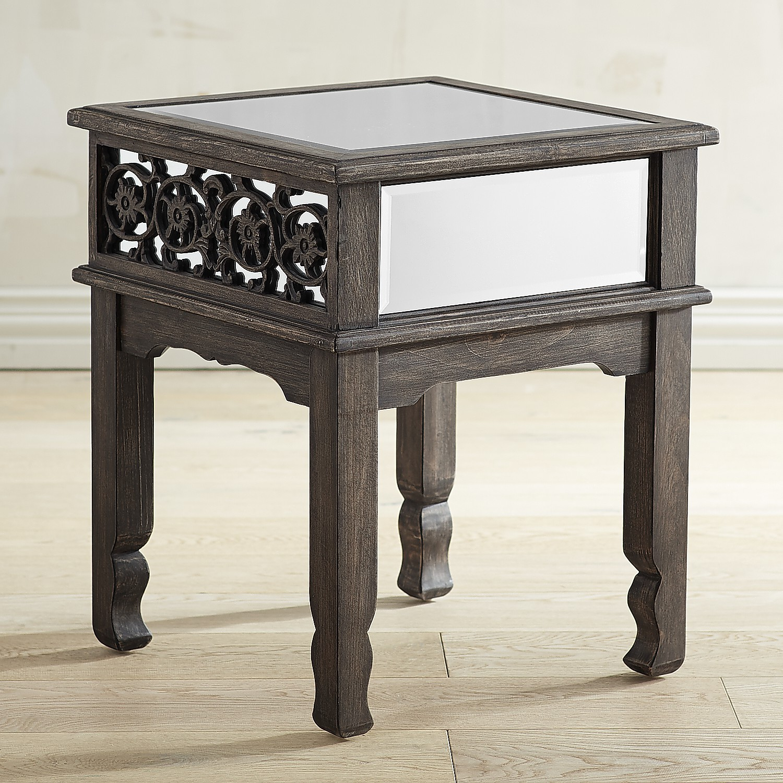 Adeline Shitake End Table