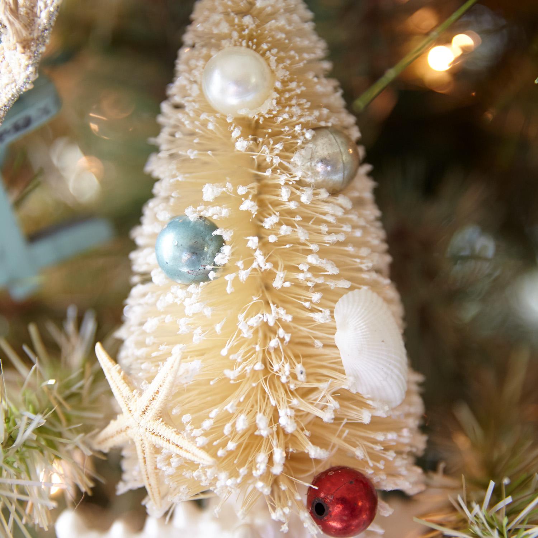 Sisal Tree Ornament