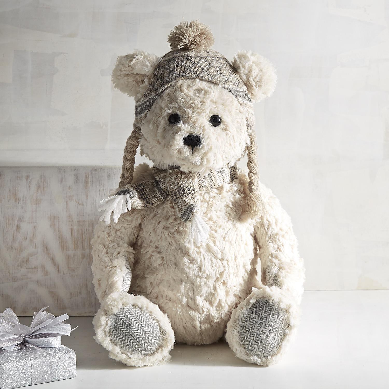 Parker the Bear Stuffed Animal