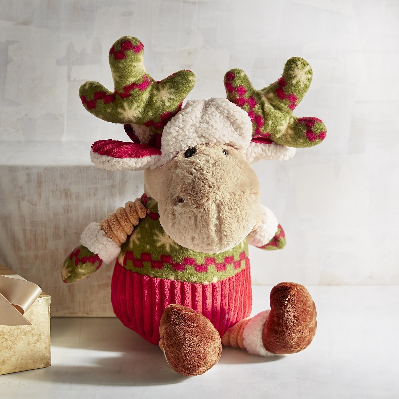Norman the Moose Stuffed Animal