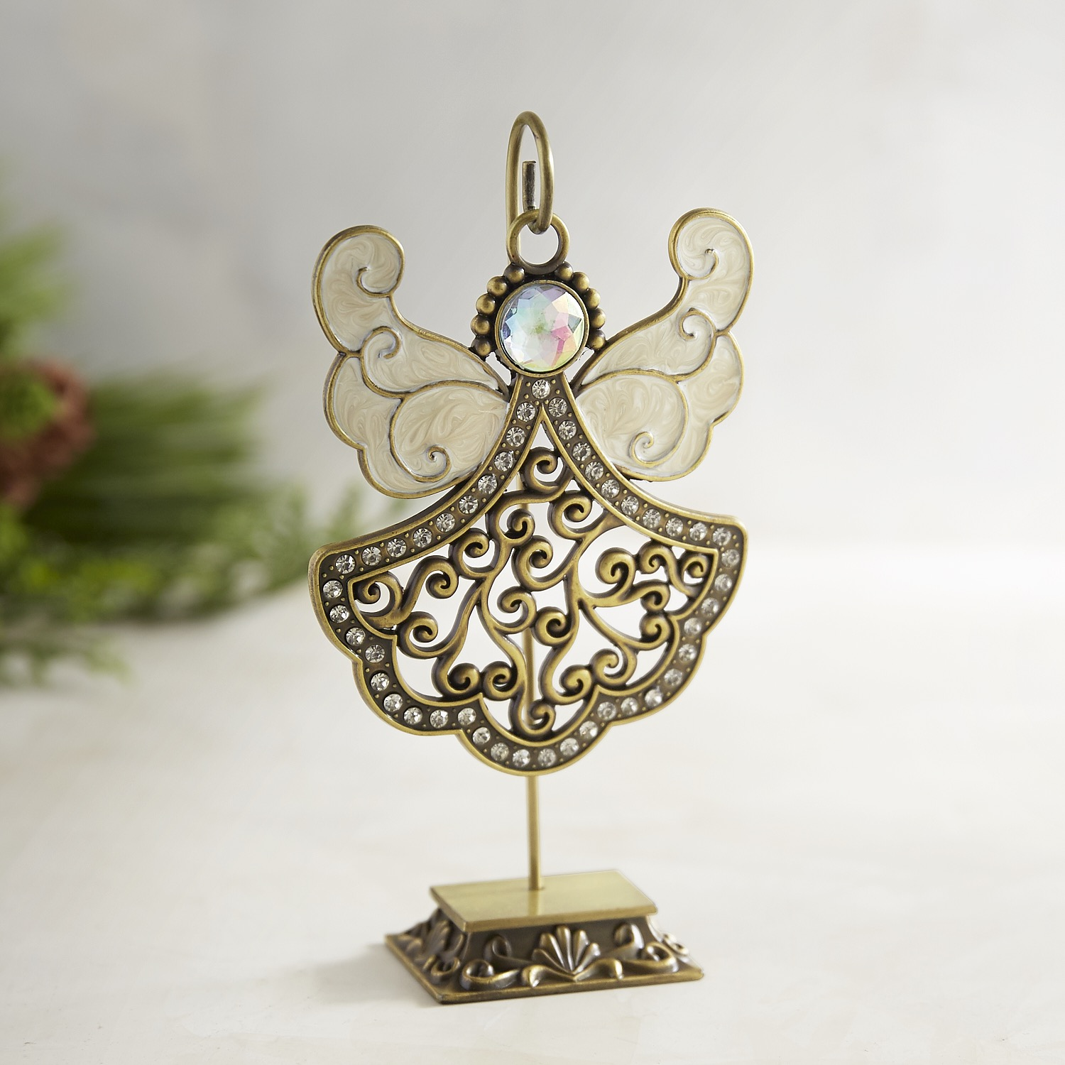 Angel Collectible with Stand