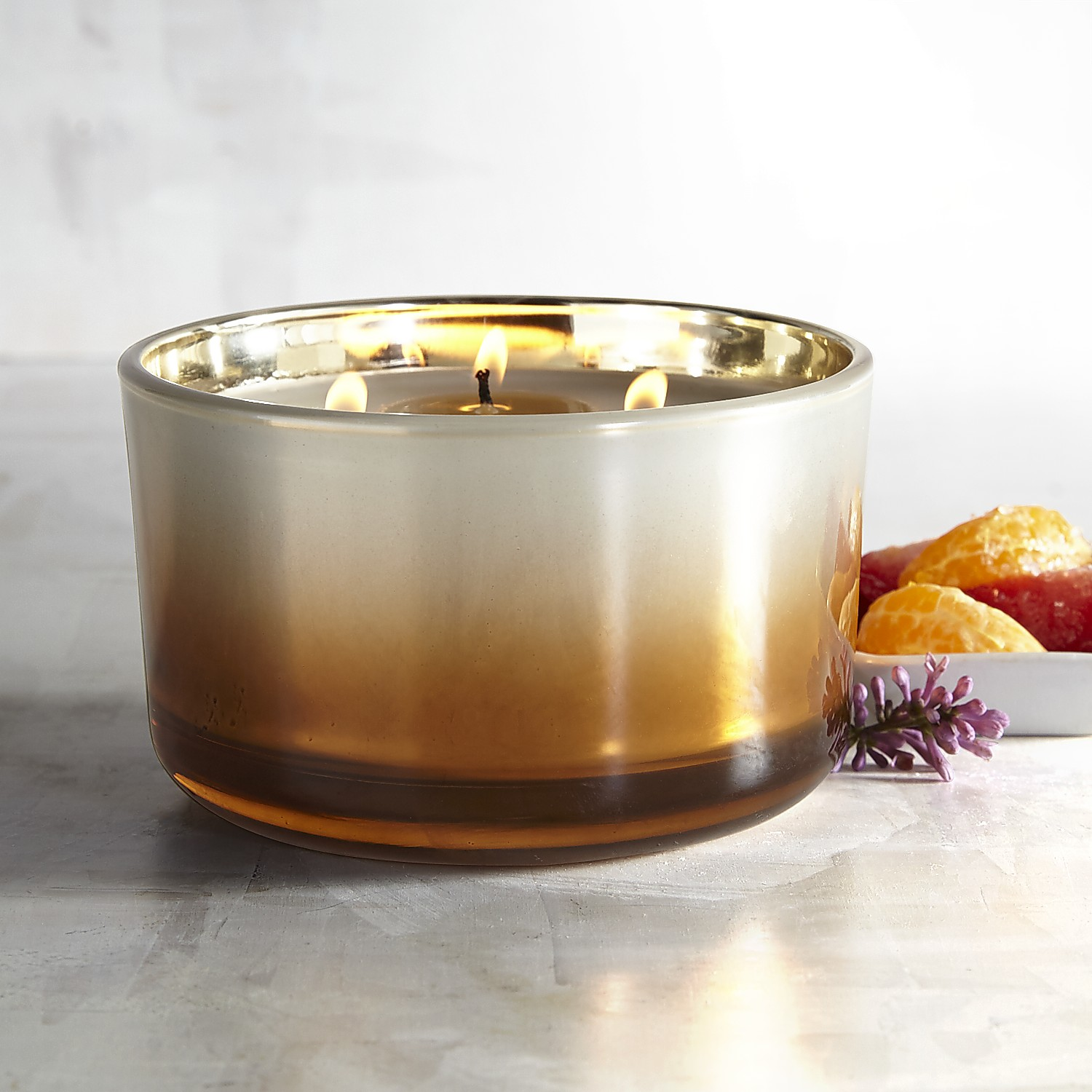 Sugar Plum Filled 3-Wick Candle