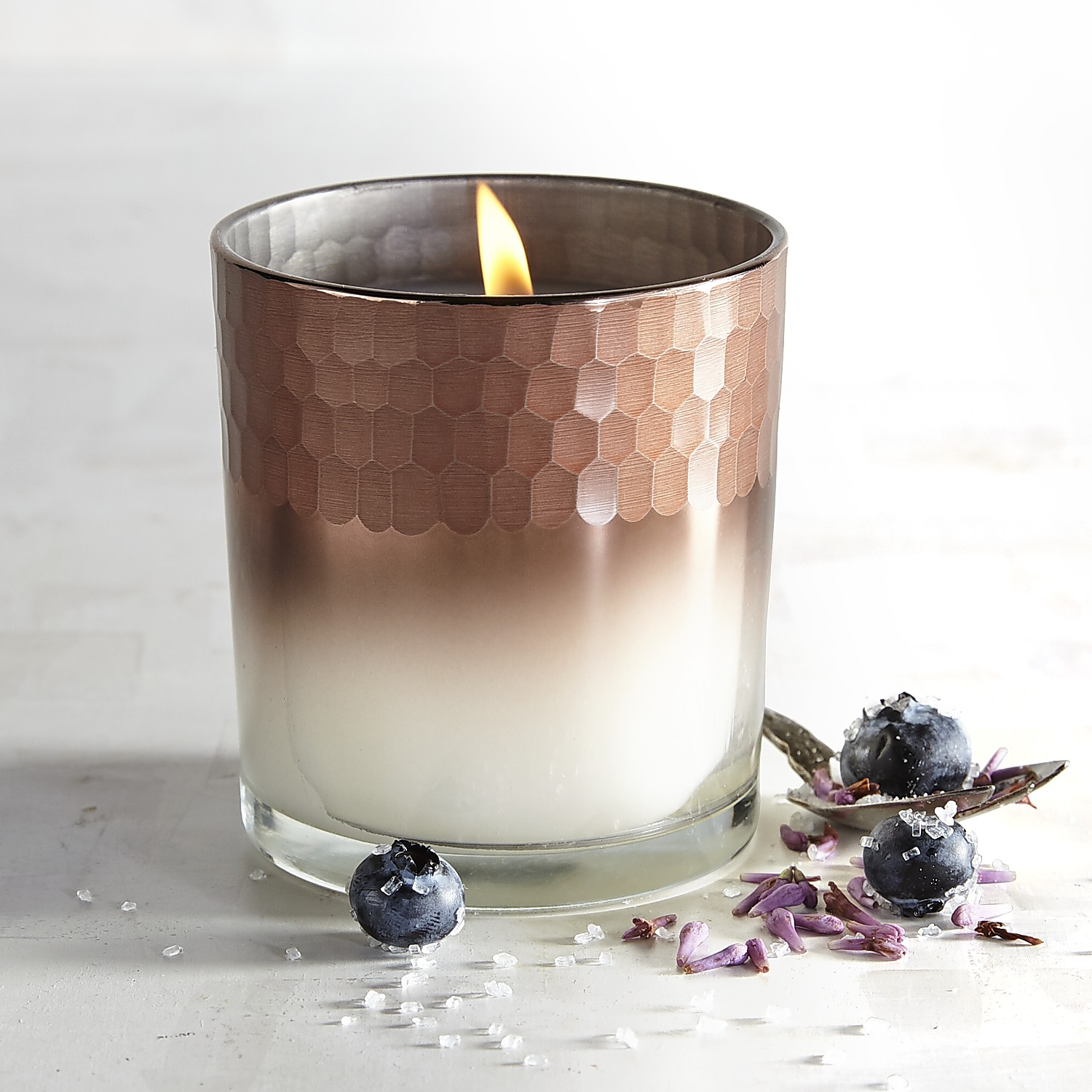 Sugar Plum Boxed Filled Candle