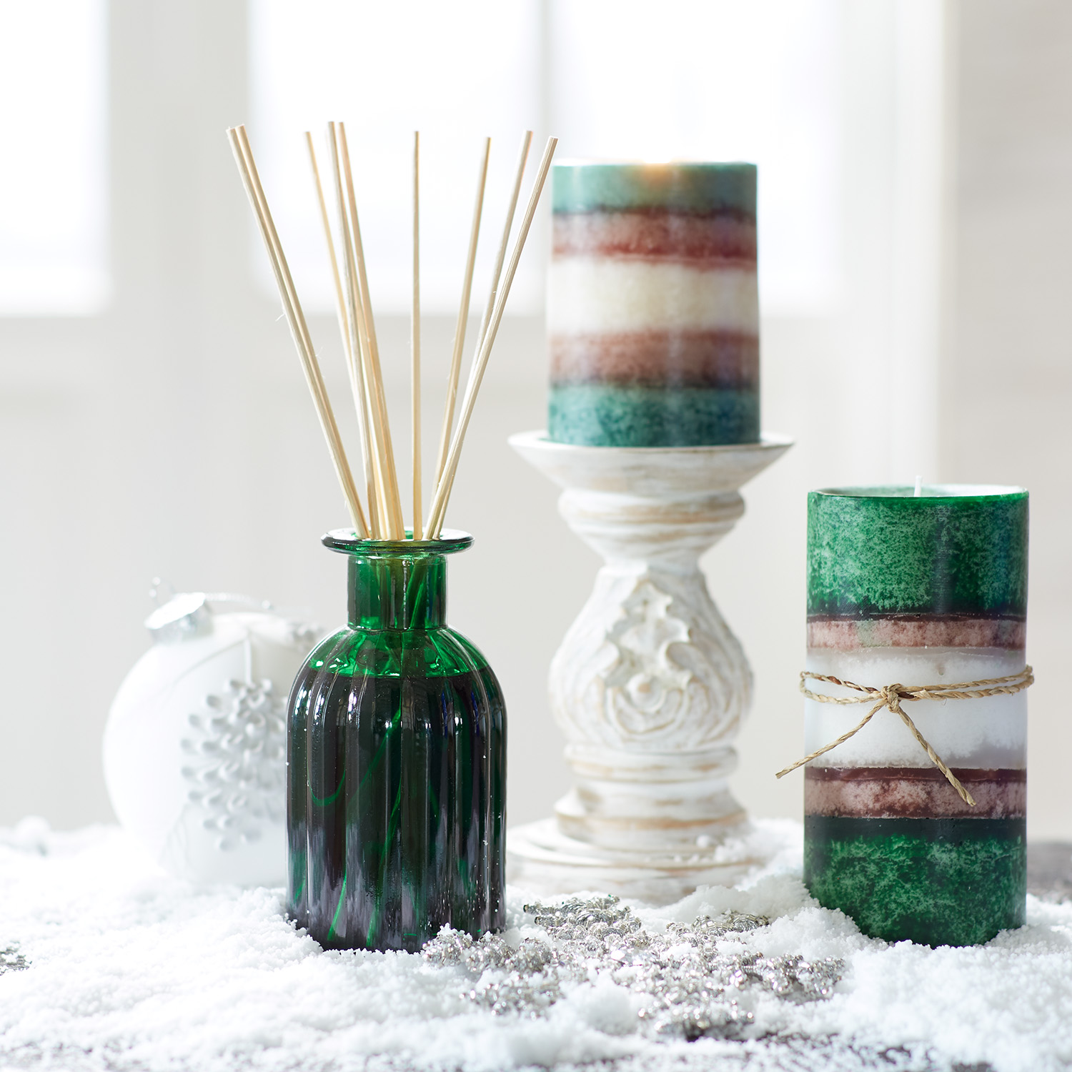 Fresh Balsam Reed Diffuser