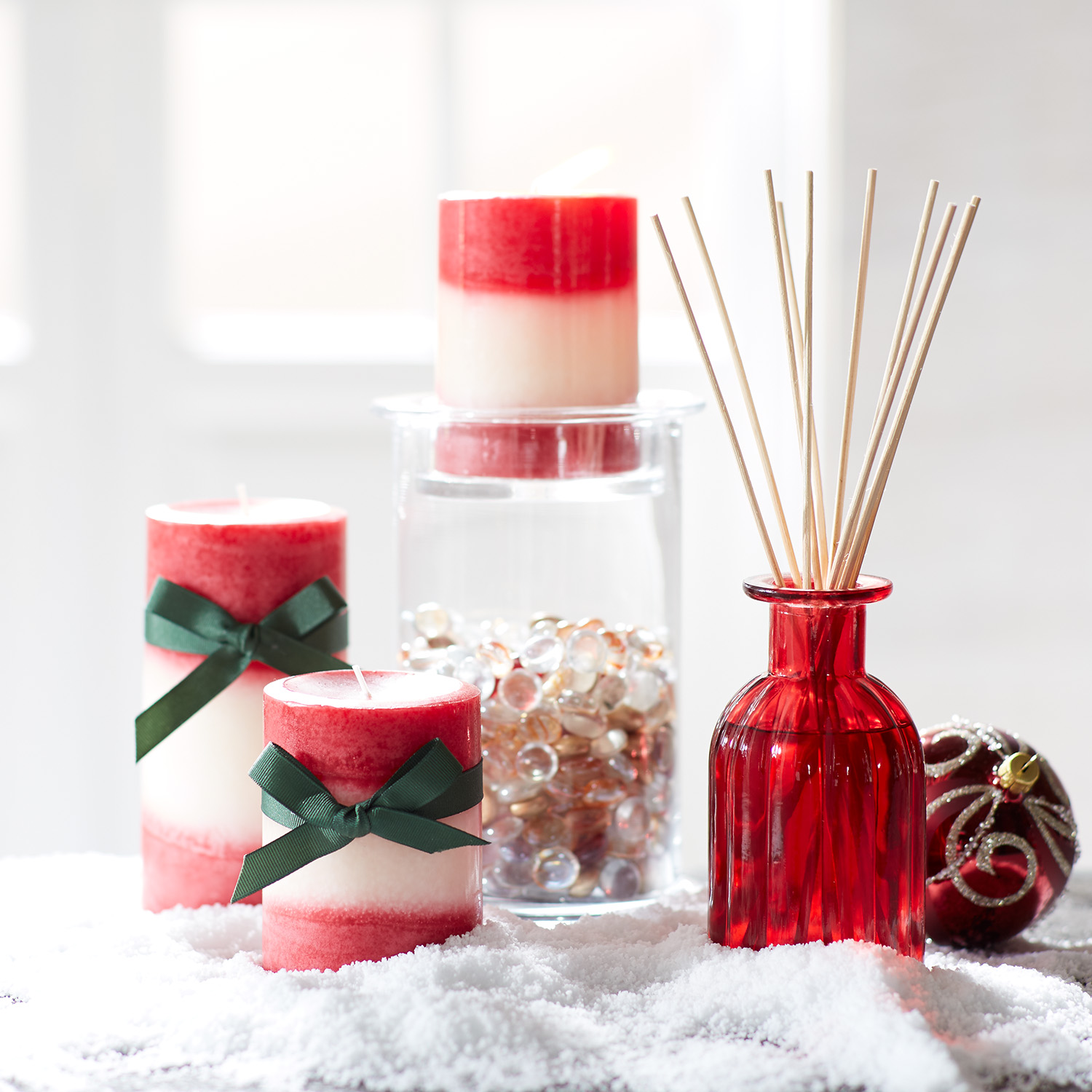 Candy Apple Reed Diffuser