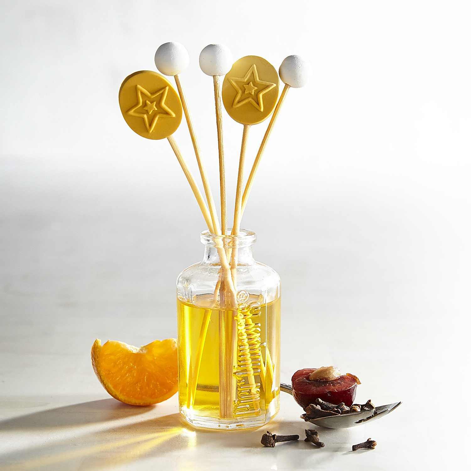 Holiday Spice Mini Reed Diffuser