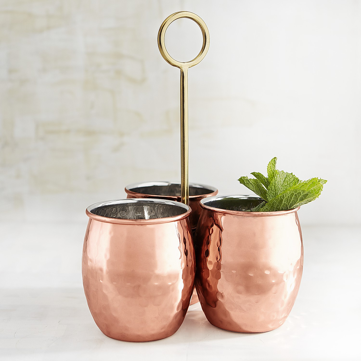 Moscow Mule Utensil Caddy